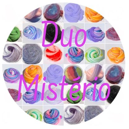 Duo Mistério Slimes